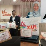 CEO Momentum, Najib Assadok hadiahkan 72 biji Bantal Travel DAG